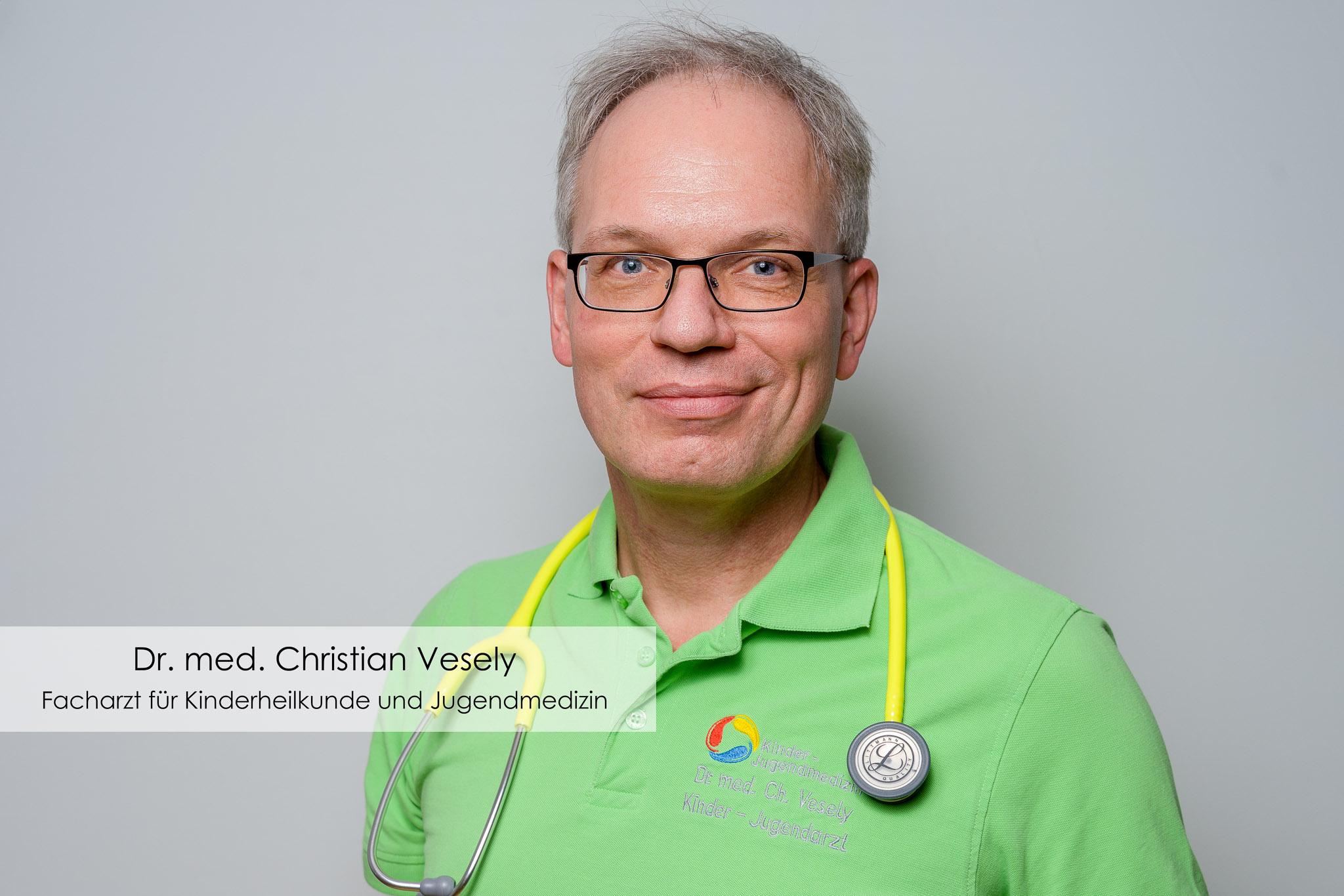 Dr. med. Christian Vesely
